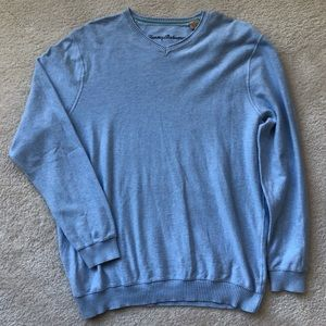 Tommy Bahama Vneck Sweater - Small